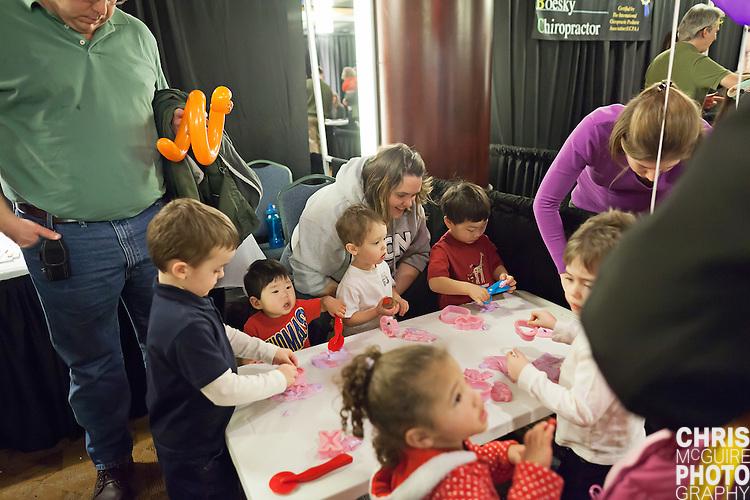 02/12/12 - Kalamazoo, MI: Kalamazoo Baby & Family Expo.  Photo by Chris McGuire.  R#36