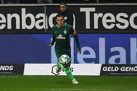 Zlatko Junuzovic (SV Werder Bremen) - 03.11.2017: Eintracht Frankfurt vs. SV Werder Bremen, Commerzbank Arena
