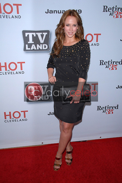 """Jennifer Love Hewitt<br /> at the """"Hot In Cleveland""""/""""Retired at 35"""" Premiere Party, Sunset Tower, West Hollywood, CA. 01-10-11<br /> David Edwards/DailyCeleb.com 818-249-4998"""