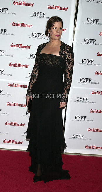 Marcia Gay Harden at the premiere of 'Mystic River,' kicking off the first night of the 41st annual New York Film Festival. New York, October 3, 2003. Please byline: NY Photo Press.   ..*PAY-PER-USE*      ....NY Photo Press:  ..phone (646) 267-6913;   ..e-mail: info@nyphotopress.com