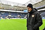 20.01.2018, wirsol-Rhein-Neckar-Arena, Sinsheim, GER, 1. FBL, TSG 1899 Hoffenheim vs Bayer 04 Leverkusen, im Bild Heiko Herrlich (Trainer, Bayer 04 Leverkusen)<br /> <br /> Foto &copy; nordphoto / Fabisch