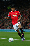 Marcus Rashford of Manchester United during the Carabao Cup Third Round match at the Old Trafford Stadium, Manchester. Picture date 20th September 2017. Picture credit should read: Simon Bellis/Sportimage