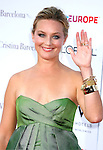 """Actress Elisabeth Rohm arrives at The Los Angeles Premiere of """"Vicky Cristina Barcelona"""" at the Mann Village Theatre on August 4, 2008 in Westwood, California."""