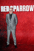 "director, Francis Lawrence<br /> arriving for the ""Red Sparrow"" premiere at the Vue West End, Leicester Square, London<br /> <br /> <br /> ©Ash Knotek  D3382  19/02/2018"