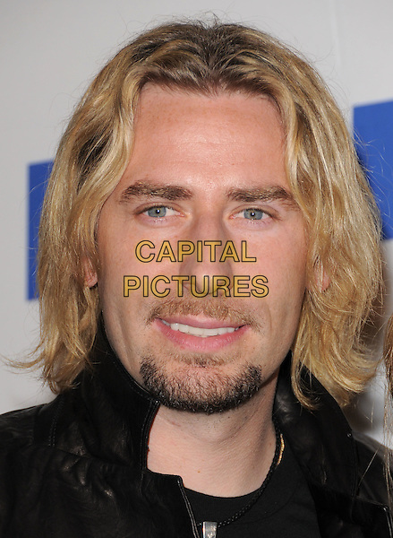 CHAD KROEGER (of Nickelback).The 2008 Clive Davis Pre-Grammy Party held at The Beverly Hilton Hotel in Beverly Hills, California, USA..February 9th, 2008     .headshot portrait goatee facial hair.CAP/DVS.©Debbie VanStory/Capital Pictures