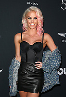 HOLLYWOOD, CA - AUGUST 10: Gigi Gorgeous, at OUT Magazine's Inaugural POWER 50 Gala & Awards Presentation at the Goya Studios in Los Angeles, California on August 10, 2017. Credit: Faye Sadou/MediaPunch