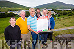 The Cahersiveen Races are under starters orders with the first race taking place this Sunday 17th July at 1:30pm, pictured here l-r; Jeffrey Quirke, Willie O'Driscoll(Treasurer), Liam Musgrave(Secretary), Mike O'Shea, Tommy Quirke(Chairman) & Catherine Cournane.