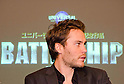 """Battleship"" Press Conference"