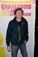 Alain SOUCHON - Representation Robert Charlebois au theatre Bobino - 11 avril 2016 - Paris - France