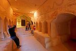 Israel, Shephelah region. The Sidonian cave in Bet Guvrin