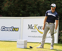 Estanisla Goya (ARG) on the 11th tee during Round 1 of the Northern Ireland Open at Galgorm Castle Golf Club, Ballymena Co. Antrim. 10/08/2017<br /> Picture: Golffile | Thos Caffrey<br /> <br /> <br /> All photo usage must carry mandatory copyright credit     (&copy; Golffile | Thos Caffrey)