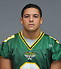 Tom Urena of Lynbrook poses for a portrait during Newsday's High School Football Season Preview photo shoot at company headquarters in Melville on Friday, Aug. 25, 2017.