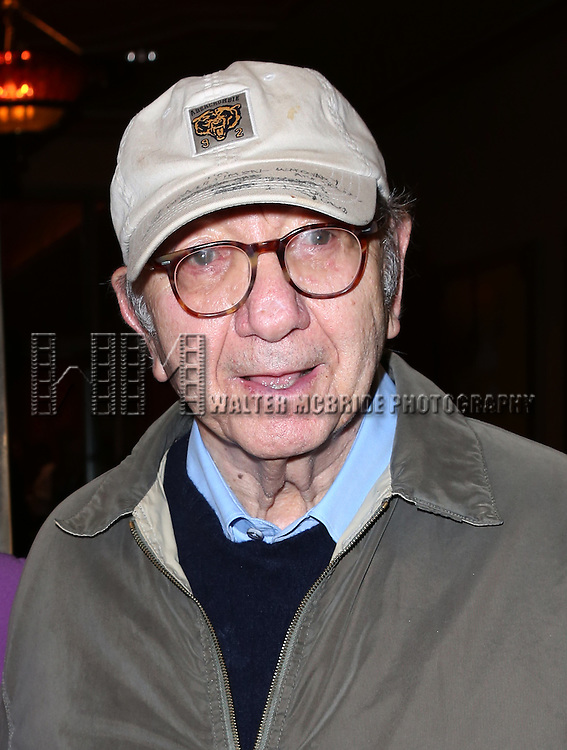 Neil Simon  attends the Broadway Opening Night Performance of 'The Winslow Boy' at the American Airlines Theatre in New York City on October 17, 2013.