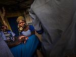 West, Africa, Mali,school girl