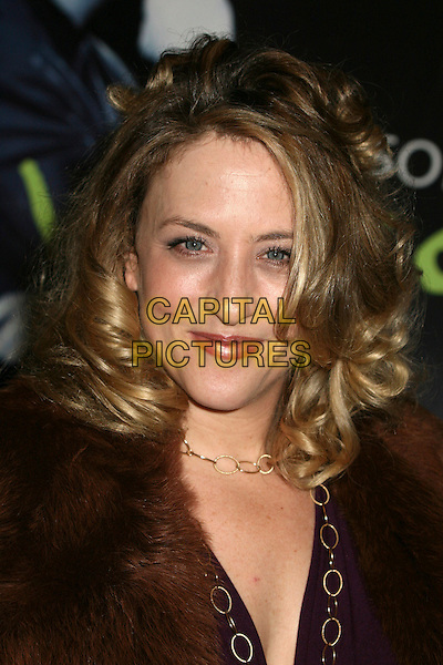 "BITTY SCHRAM.Los Angeles Premiere of ""Absolute Wilson"" at The Museum of Television and Radio, Beverly Hills, California, USA..December 10th, 2006.headshot portrait .CAP/ADM/BP.©Byron Purvis/AdMedia/Capital Pictures"