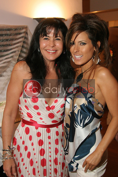 Maria Conchita Alonso and Kerri Kasem<br />