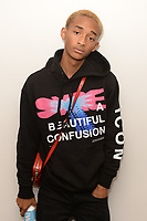 MAY 11 Jaden Smith viists Jamz Live