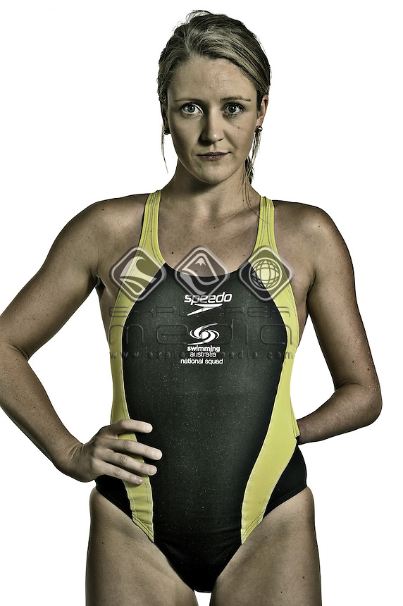Annabelle Williams (AUS)<br /> Paralympic Portraits - Swimmer <br /> Sydney Australia 2012<br /> London 2012 Paralympic Games<br /> &copy; Sport the library / Jeff Crow
