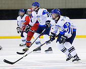 Teemu Tallberg (Finland - 29) - Russia defeated Finland 4-0 at the Urban Plains Center in Fargo, North Dakota, on Friday, April 17, 2009, in their semi-final match during the 2009 World Under 18 Championship.