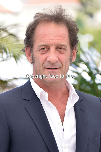 "Vincent Lindon (Actor) attending the ""LES SALAUDS"" Photocall during the 66th annual International Cannes Film Festival in Cannes, France, 22th May 2013. Credit: Timm/face to face"