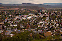 Scenic view of Prineville Oregon