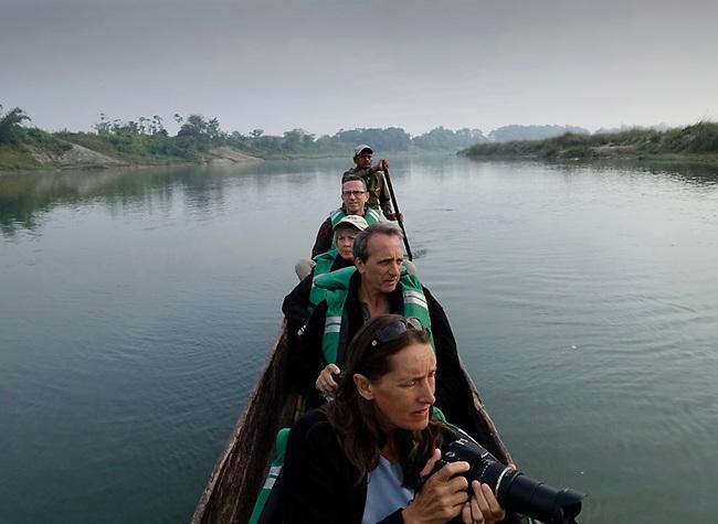 Rapit river, Chitwan National Park