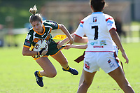 Ladies League Tag Rd 2 2019 Wyong Roos v Woy Woy Roosters