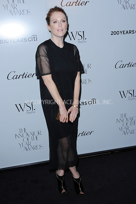 October 18, 2012: Julianne Moore.Mandatory Credit: Kristin Callahan/ACE/INFphoto.com ..Ref: infusny-220