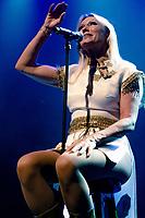 SÃO PAULO, SP, 21/04/2019 - SHOW-SP –  ABBA The Show durante show no Espaço das Américas na região oeste de São Paulo na noite deste domingo, 21. (Foto: Andréia Takaishi/Brazil Photo Press)
