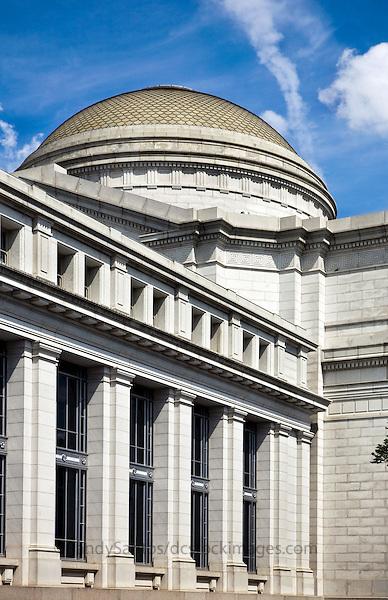 Natural History Museum Smithsonian Architectural Detail Washington DC