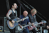 Jul 23, 2016: THIN LIZZY - Ramblin' Man Fair Day One - Maidstone Kent UK