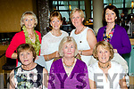 Tee Off<br /> ----------<br /> Ballyheigue golf club held their Lady Presidents day at the club last Saturday and after to the prize giving in the Ballyroe Heights hotel, Tralee, seated L-R Jenna Leen, Eileen cantillon and Eileen Buckley, back L-R Kathleen Harty, Monica O'Neill, Lady President, Ballyheigue GC, Lorraine Canty and Tina Curtin.