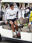 Real Madrid pre seasen training in Los ANgeles California on July 14th 2011. Raphael Varane..Photo: Tresmu / ALFAQUI