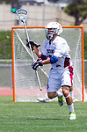 Torrance, CA 05/11/13 - Brandon Suchand (St Margarets #7) in action during the Harvard Westlake vs St Margarets 2013 Los Angeles / Orange County Championship game.  St Margaret defeated Harvard Westlake 15-8.
