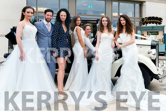 Wedding Fair at the Brehon Hotel, Killarney last Sunday. Pictured are Sarah Jane Taylor Timmy Dowd, Norma O'Donoghue, Ruzena Kristofova, Elaine Howard, Aisling O'Connor and Aoife Begley.