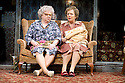 Enjoy by Alan Bennett,directed by Christopher Luscombe. With Carol MacReady as Mrs Clegg ,Alison Steadman as Connie Craven.Opens at The Gielgud Theatre  on  2/2/09. CREDIT Geraint Lewis