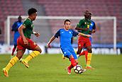 June 8th 2017, Créteil, France, U-21 International football friendly, France versus Cameroon;  Maxime Lopez (fra)