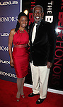 B. Smith & Dan Gasby.arriving for the BET Honors 2012 at the Warner Theatre on January 14, 2012 in Washington, DC.