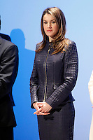 Princess Letizia of Spain attend 'Discapnet Awards' 2013 at the ONCE building in Madrid, Spain. March 11, 2013. (ALTERPHOTOS/Caro Marin) /NortePhoto