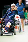 London Paralympic Games - Boccia Quarter FInal Roger Aanderlen (NOR) v Joao Fernandes (POR) 6.9.12