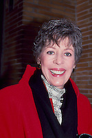 Carol Burnett 1987 By Jonathan Green