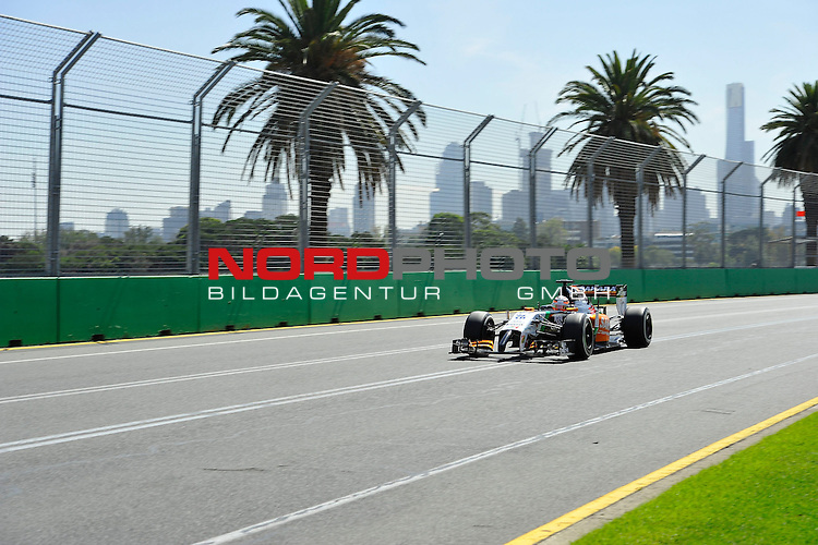 Nico Huelkenberg (GER), Force India Formula One Team<br />  Foto &copy; nph / Mathis