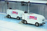 SPEEDSKATING: SOCHI: Adler Arena, 19-03-2013, Training, ijsmachines, © Martin de Jong