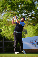 Phil Mickelson (USA) watches his tee shot on 6 during round 4 of the World Golf Championships, Dell Technologies Match Play, Austin Country Club, Austin, Texas, USA. 3/25/2017.<br /> Picture: Golffile | Ken Murray<br /> <br /> <br /> All photo usage must carry mandatory copyright credit (&copy; Golffile | Ken Murray)