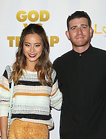 "Hollywood, CA - NOVEMBER 07: Jaime Chung, Bryan Greenberg at Premiere Of ""God vs Trump"" At TCL Chinese Theatre, California on November 07, 2016. Credit: Faye Sadou/MediaPunch"