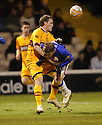 10/02/2010  Copyright  Pic : James Stewart.sct_jspa16_rangers_v_motherwell  .:: STEVEN HAMMELL AND STEVEN DAVIS COLLIDE ::.James Stewart Photography 19 Carronlea Drive, Falkirk. FK2 8DN      Vat Reg No. 607 6932 25.Telephone      : +44 (0)1324 570291 .Mobile              : +44 (0)7721 416997.E-mail  :  jim@jspa.co.uk.If you require further information then contact Jim Stewart on any of the numbers above.........