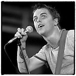 "Billy Joe Armstrong and Green Day support their Grammy Award-winning album ""Dookie"" at the AZ stop of 1994's Lollapalooza. Desert Sky Pavilion, August 24, 1994"