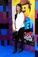 """LOS ANGELES - FEB 2:  Jill Wilfert at """"The Lego Movie 2: The Second Part"""" Premiere at the Village Theater on February 2, 2019 in Westwood, CA"""