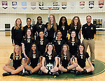 9-14-15, Huron High School varsity volleyball team