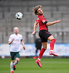 FussballFussball: agnph001:  1. Bundesliga Saison 2019/2020 27. Spieltag 23.05.2020<br /> SC Freiburg - SV Werder Bremen<br /> Lucas Hoeler (SC Freiburg) mit Ball<br /> FOTO: Markus Ulmer/Pressefoto Ulmer/ /Pool/gumzmedia/nordphoto<br /> <br /> Nur für journalistische Zwecke! Only for editorial use! <br /> No commercial usage!